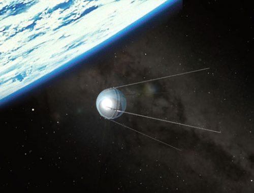 Сегодня исполнилось 60 лет запуску первого искусственного спутника Земли