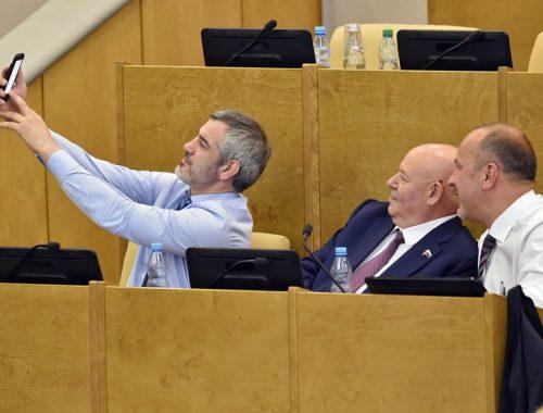 Год в Государственной Думе: скучает ли Анатолий Тихомиров по ЕАО?