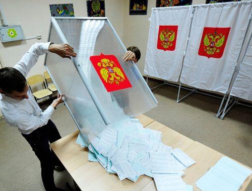 Результат Владимира Путина в ЕАО ниже общероссийского