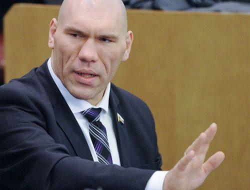 Николай Валуев: Олимпиада для россиян важнее, чем пенсии