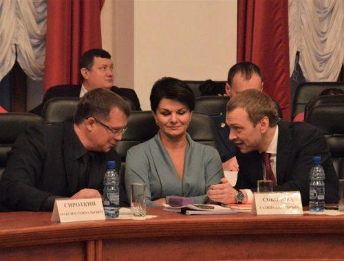 Не зря «протирали юбки и штаны» участники публичных слушаний по проекту областного бюджета