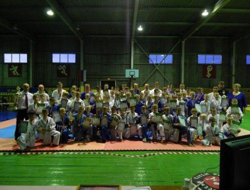 36 призовых мест получили юные кудоисты из ЕАО на соревнованиях в Приамурье