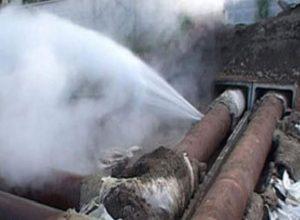 Биробиджанский «Водоканал» устранил коммунальную аварию на улице Набережной