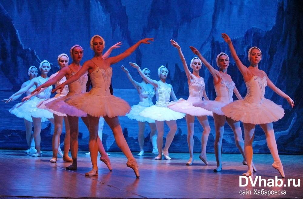 Балет «Лебединое озеро» показали биробиджанцам московские артисты