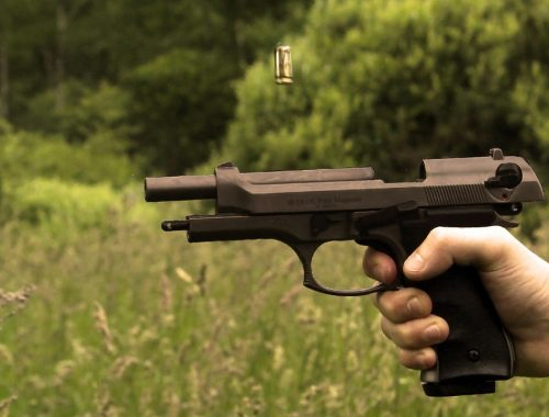 За небрежное хранение табельного оружия полицейский из Облученского района приговорен к 10-тысячному штрафу