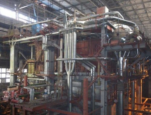 На Биробиджанской ТЭЦ завершен капитальный ремонт котла №8