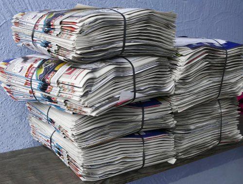 В России резко сократилось число газет и журналов