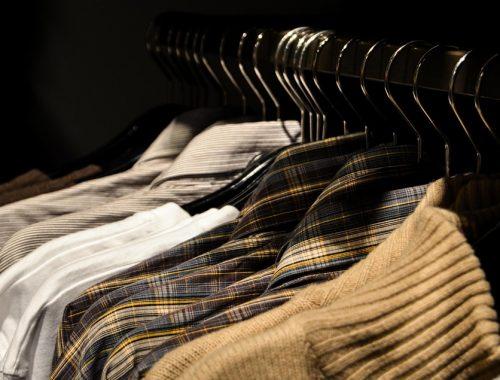 На 90% рухнули продажи одежды в России