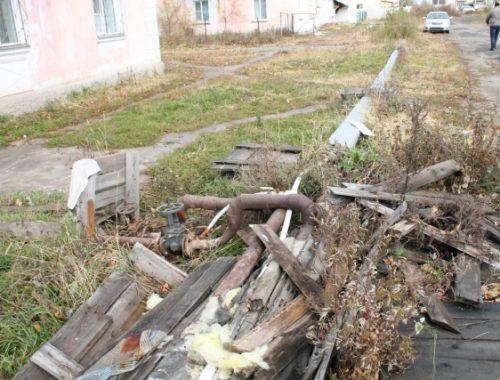 ОНФ ЕАО: Теплотрассы в поселке Приамурском находятся в неудовлетворительном состоянии