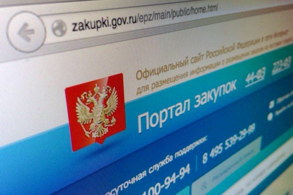 ЕАО заняла 54 место в рейтинге прозрачности госзакупок