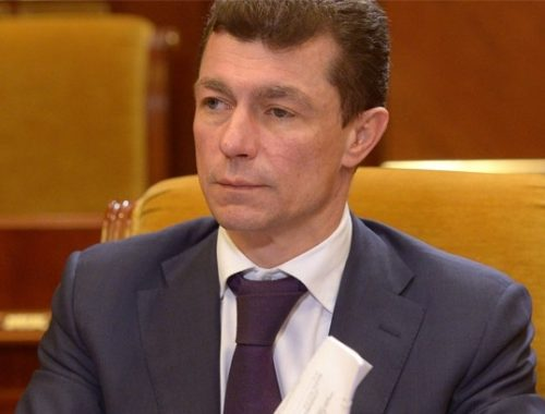 Главный «проводник» пенсионной реформы М. Топилин может пойти в Госдуму от «Единой России»