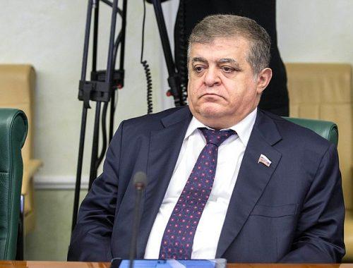 Владимир Джабаров: США продолжают вмешиваться во внутренние дела России