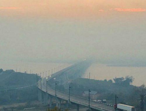 Из-за осеннего дыма на Дальнем Востоке России оштрафовали глав округов в провинции Хэйлунцзян