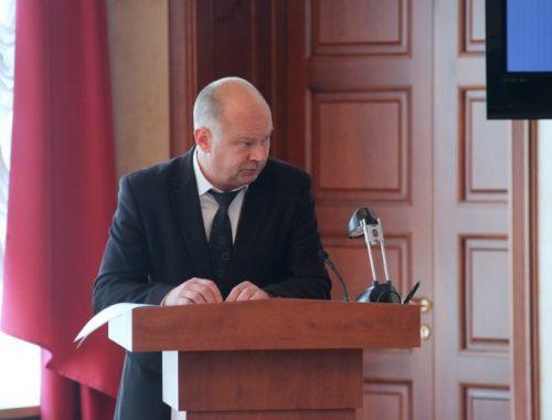 Директор ХТСК Сергей Нехороших получил выговор от начальства