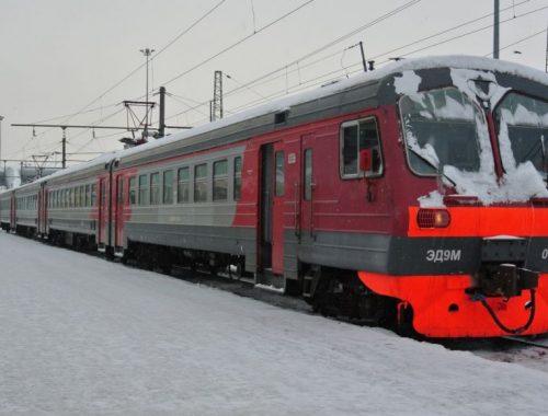 С 13 марта изменяется расписание электрички Хабаровск-Биробиджан-Облучье