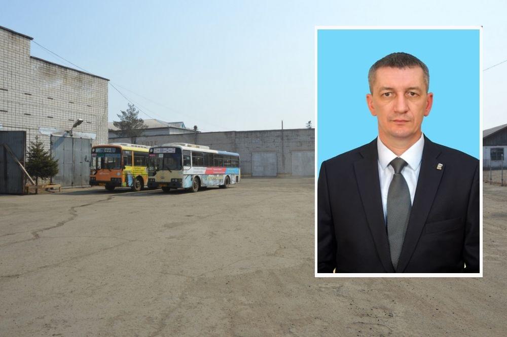Задержан и водворён в изолятор директор МУП «ПАТП» Олег Костюк