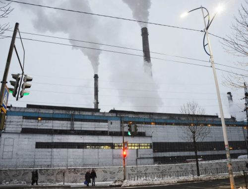 Эксперт: пар над крышей ТЭЦ не представляет опасности несущим конструкциям здания тепловой станции