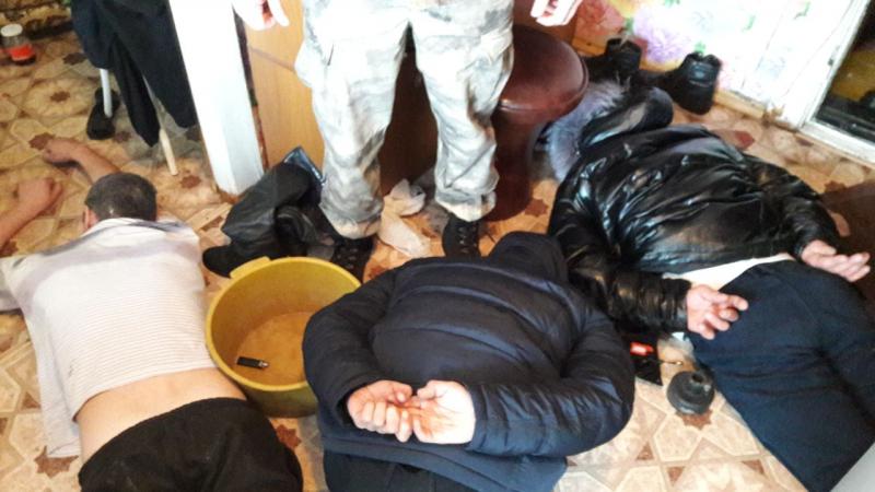Полицейские ЕАО накрыли наркопритон в Биробиджане