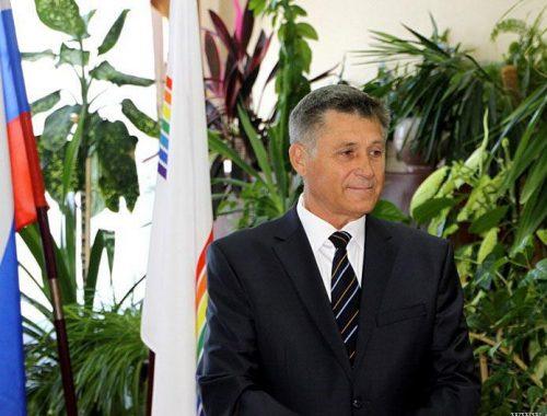 Вступил в силу приговор в отношении главы Смидовичского района Александра Тлустенко