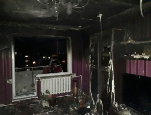 Один человек пострадал из-за взрыва бытового газа в пятиэтажке в Приамурском