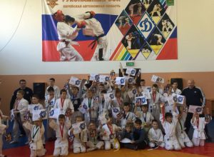 Юные динамовцы из Биробиджана успешно выступили на турнире по рукопашному бою