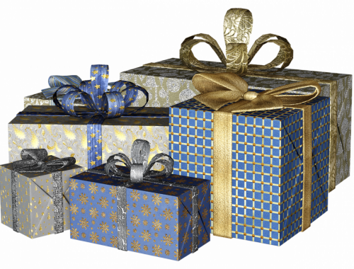 Россияне потратят на новогодние подарки 122 млрд рублей