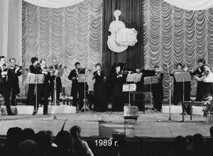 Еврейские мелодии остаются изюминкой биробиджанского ансамбля скрипачей
