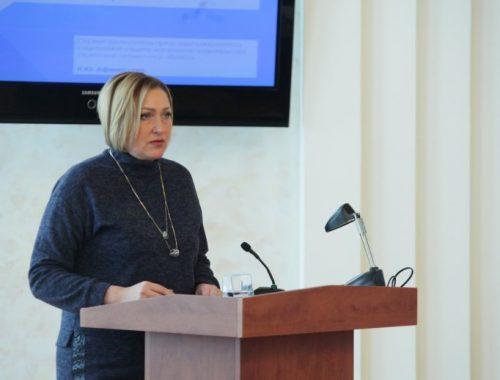 Наталья Афанасьева возглавила комитет соцзащиты правительства ЕАО