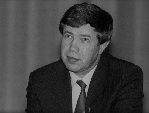 Скончался лидер движения «Трудовая Россия» Виктор Анпилов