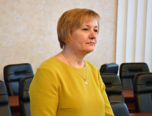Уходит в отставку начальник финансового управления правительства ЕАО Елена Бородавко