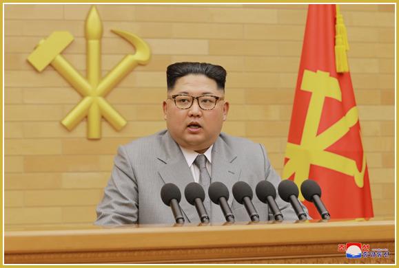 Лидер КНДР заявил о ядерной кнопке на своём рабочем столе