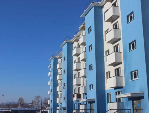 Жильцы новостроек на улице Московской в Биробиджане замерзают