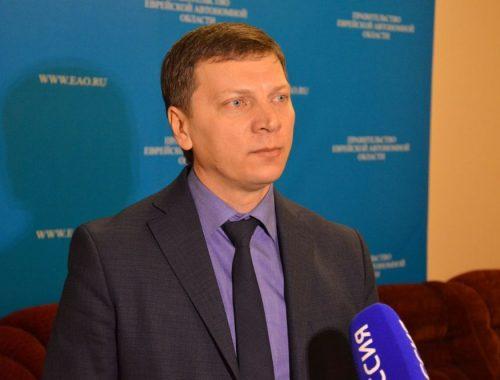 Замглавы управления экономики Вячеслав Пастухов стал претендентом на пост уполномоченного по правам предпринимателей в ЕАО