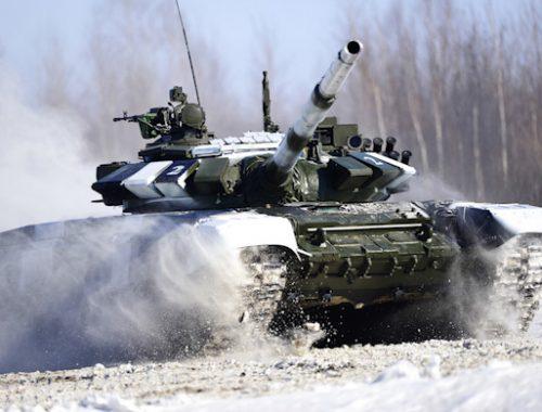«Суворовский натиск» сдержали военные ЕАО