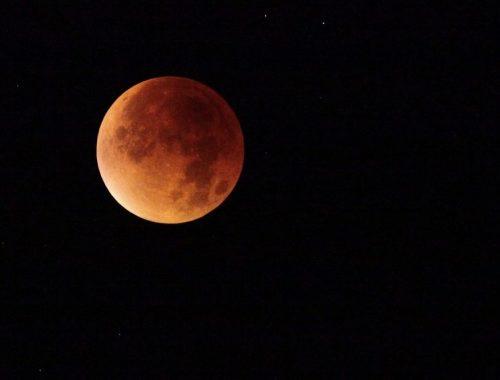 Жители Дальнего Востока увидят полное лунное затмение