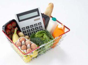 Центробанк озвучил прогноз о росте цен на продукты и товары