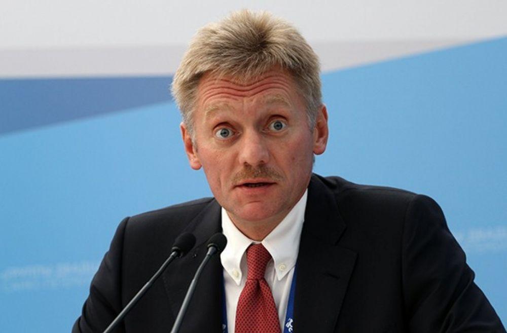 Песков извинился перед ЦИК за агитацию в поддержку Путина