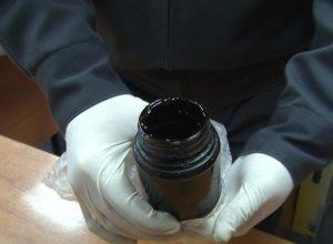 Наркокурьера с 300 граммами гашишного масла поймали с поличным сотрудники УФСБ по ЕАО