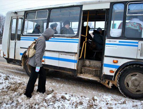 Регулярное автобусное сообщение с Амурзетом восстановлено с сегодняшнего дня