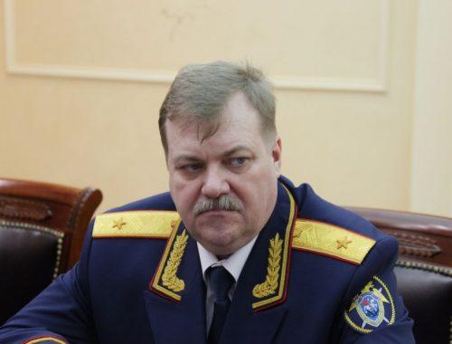 Следственное управление СКР по ЕАО возглавил Олег Доронин