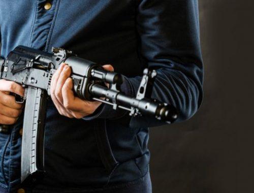 Биробиджанскому активисту Гиви угрожали вооруженные люди