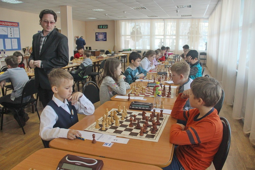 В Биробиджане прошел межрегиональный шахматный турнир