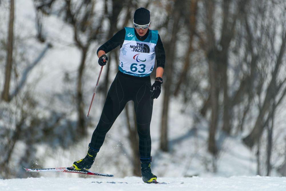 Второе золото выиграла уроженка Биробиджана Екатериана Румянцева на Паралимпийских играх в Пхенчхане