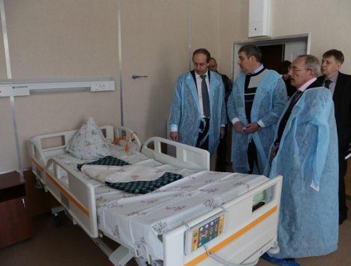 Капитальный ремонт детской областной больницы начнется со второй половины 2018 года