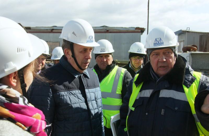 На постройку Нижнеленинского моста нужно еще 1,5 млрд рублей