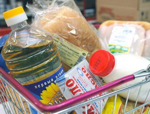 В России взлетят цены на продукты