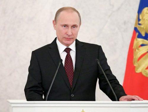 Песков рассказал о «новом Путине»