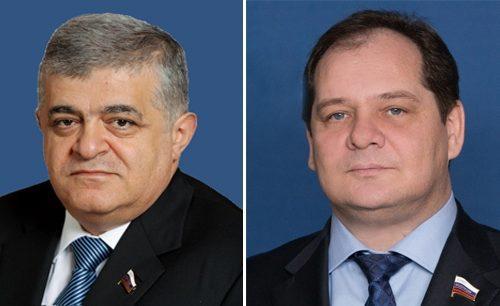 Сенаторы от ЕАО стали одними из самых «говорливых»