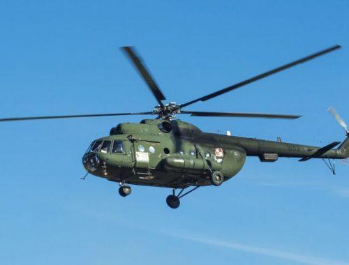 Шесть человек погибли в результате падения вертолёта МИ-8 в Хабаровске