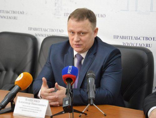 Александр Пащенко: Пятую часть всех сельхозземель ЕАО обрабатывают китайцы